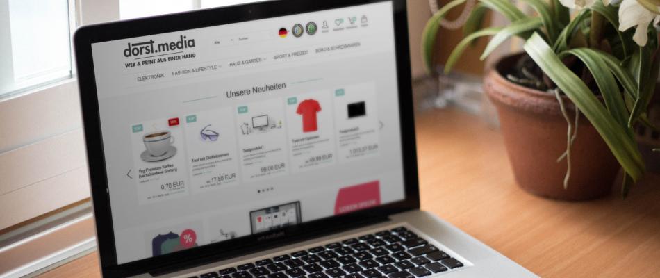 dorst.media UG (Haftungsbeschränkt) - 20% Rabatt auf eine Website