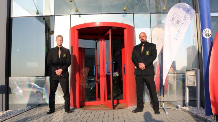 Kraiss Security and Services aus Heilbronn