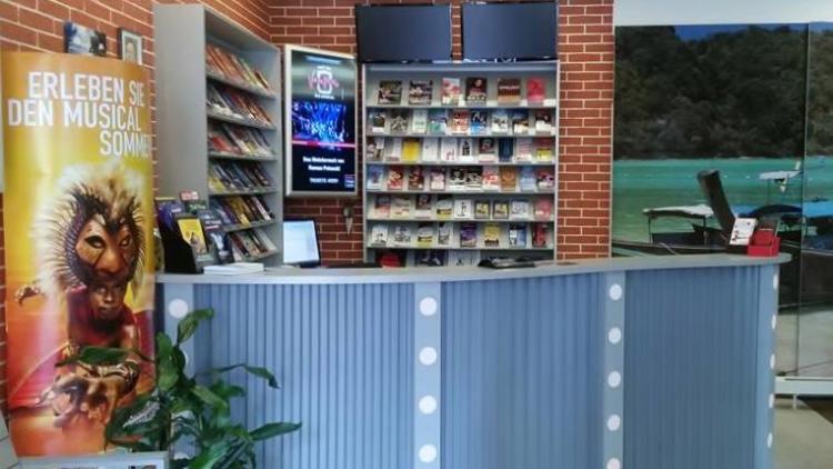 MKT Ticketshop + Reisebüro aus Schorndorf